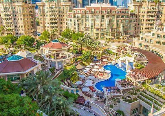 Hotel roda al murooj downtown dubai dubai for Best hotels dubai downtown